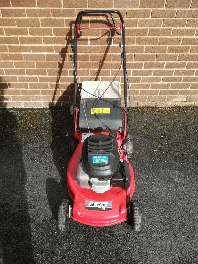 Honda mower efco seri LR 4 5 for spairs or repair | in Hereford,  Herefordshire | Gumtree