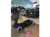 Days Strider ST1 Micro Eco 4 Wheel Electric Powered Mobility Scooter / Power Chair
