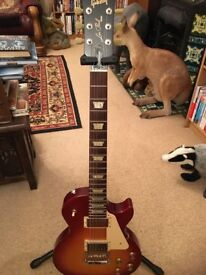 2017 Gibson Les Paul Tribute