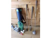 Mini Golf Clubs set for child aged 3 and up