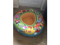 Baby play ring