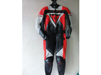 NEW Dainese Aero Motorcycle Motorbike Two 2 Piece 2PC Racing Suit EU46 UK36 RRP1200