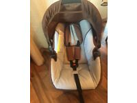 Hauk infant car seat - only used twice!