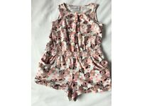 MINNIE MOUSE PLAYSUIT AGE 3-4