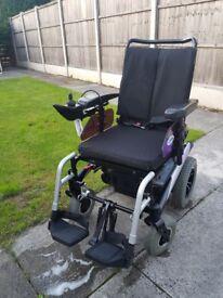 Electric Wheelchair Eden Jupiter