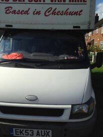 Luton van for sale