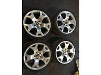 "BMW X5 19"" wheels staggered 5x120"