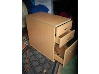VIKING deep drawer desk-high type unit Almost New