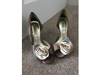 Red Herring occasion shoes - size 3