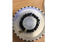 Thomas sabo bracelet and initial 'K' charm