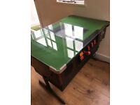 Original Space Invaders Cocktail Table For Sale