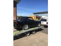 Car transport Collection/recovery and delivery
