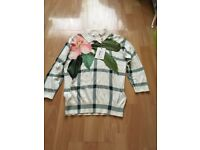 Ted baker sweater size 0