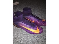 Football boots- Nike Mecurial-