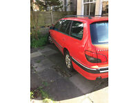 Peugeot 406 Rapier HDI (90) Estate 1997 cc diesel 2001 on a Y