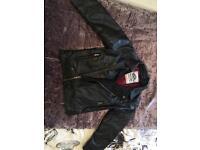 Boys Next Leather Coat