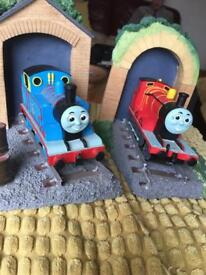 Thomas the tank engine and friends bookends