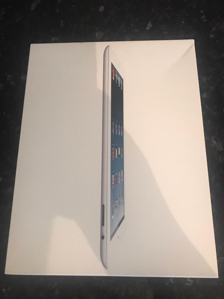 iPad Wi-Fi Cellular 32GB White