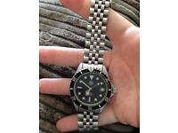 TAG Heuer 1980s Divers Watch