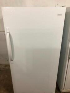 Frigidaire Stand Up Freezer, Free 30 Day Warranty, Save The Tax Event