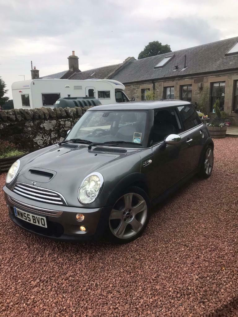 Mini Cooper S (Supercharged)