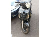 Honda pes 2012, 125cc, one owner, ps psi