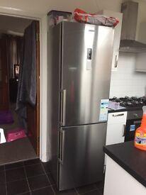 Bosch fridge freezer with wifi and cameras