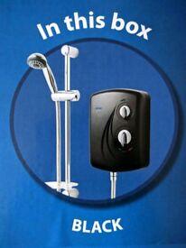 BNIB 9.5kw Triton shower