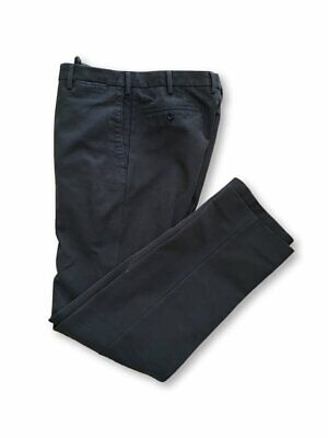 Incotex Venezia 1951 Men's Brown Trousers - Trousers Pants Size 50