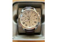 Fossil watch mens