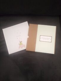 Mamas & Papas Made with Love Baby Record Book - unisex