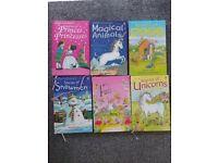 Usborne Young Reading books x 6