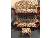 Sofa set £195 Ono