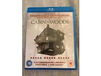 Cabin In The Woods Bluray DVD