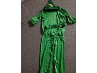 Peter Pan outfit size 134-146cm approx 4-6