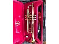 Trumpet, John Packer JP251L (sw). Bb