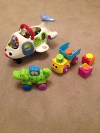 Fisher Price Little People Toy Bundle