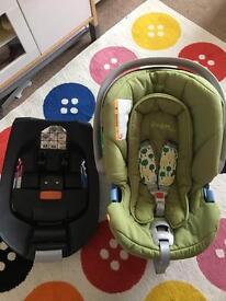 Mamas & Papas Cybex Aton car seat