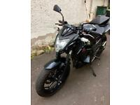 Kawasaki Ninja Z250SL ABS 2015 A2 license road sports bike