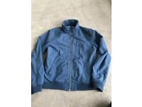 Boys Next Coat navy 14yrs excellent condition