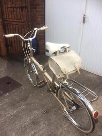 Vintage Raleigh Stowaway Bike