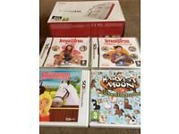 Nintendo 2ds and games