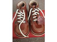 Kickers Children's (brown)