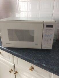 Microwave oven make matsuri colour white
