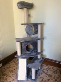 Cat Tower