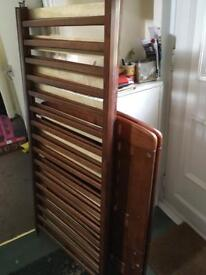 Baby's cot bed free free free
