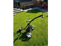 Motor caddy s1 golf trolley