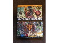 Recording Unhinged book by Sylvia Massy