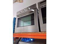 ZANUSSI Single Electric Grill/Oven/Stove Silver