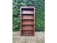 Irish Coast Bookcase, reclaimed pine